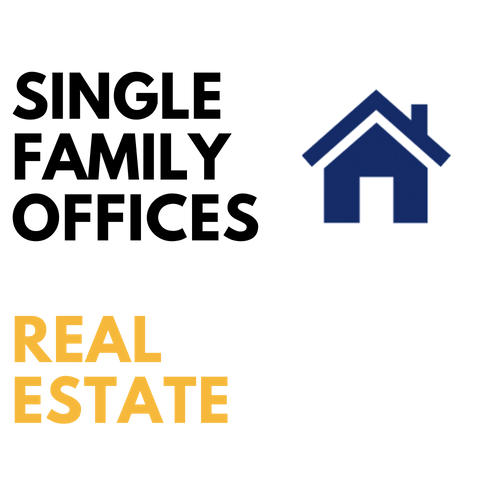 real estate single family offices list