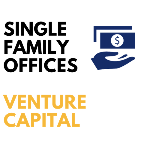 single family offices venture capital list