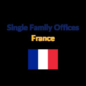 list list Single Family Offices France