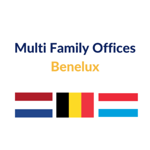 Multi Family Offices Benelux