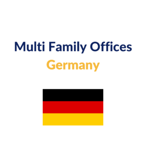 Multi Family Offices Germany