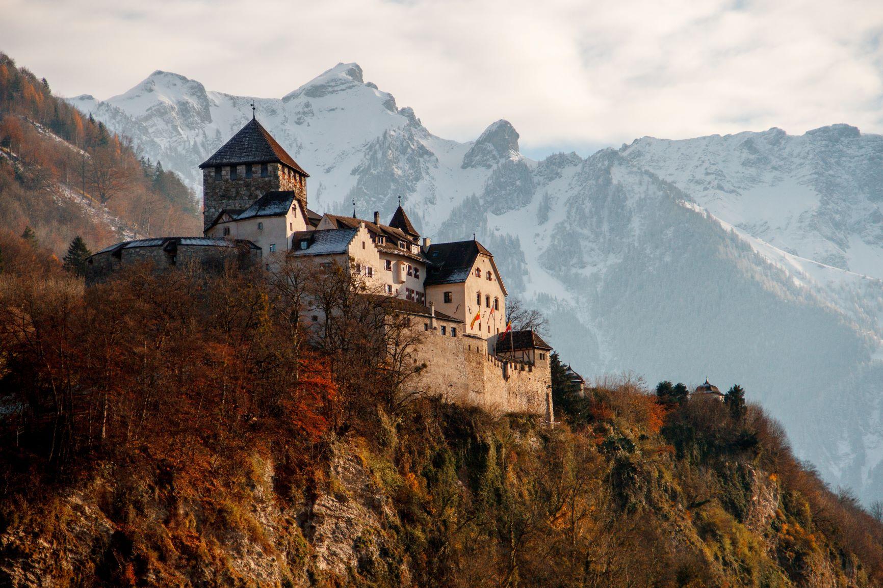 Portrait Multi Family Office Liechtenstein Principal Asset Management