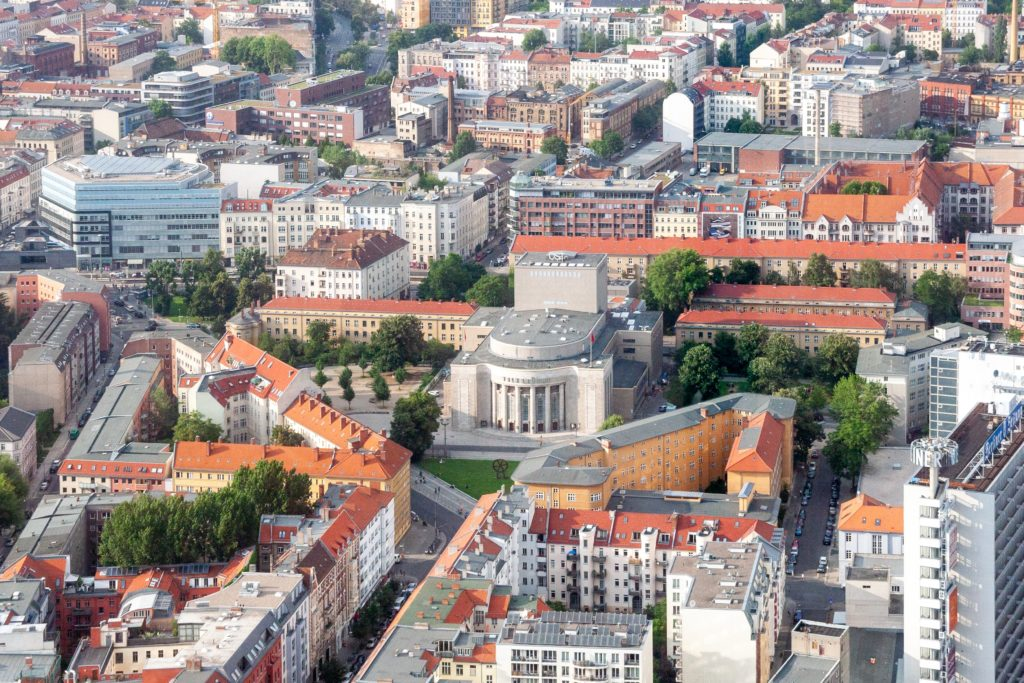 Family Office Sells Mixed-Use Property in Berlin to Commodus