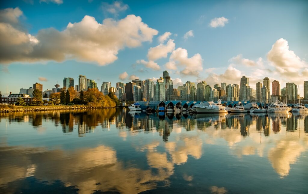 List of Single Family Offices in Canada Vancouver Hub