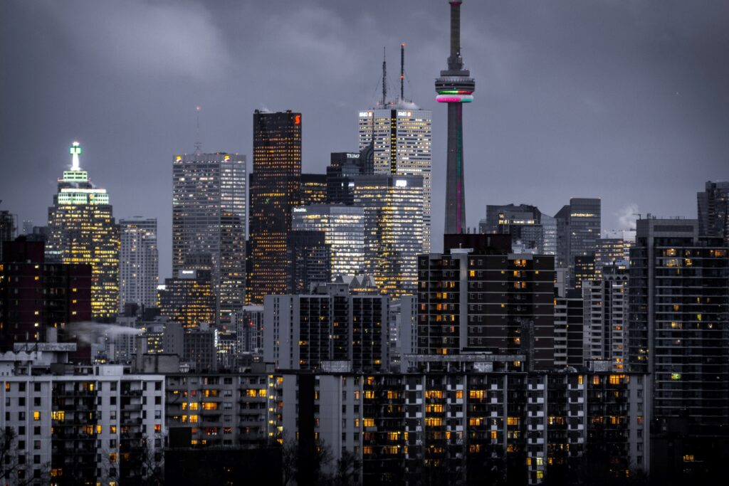 list of 3 single family offices from canada that invest in real estate