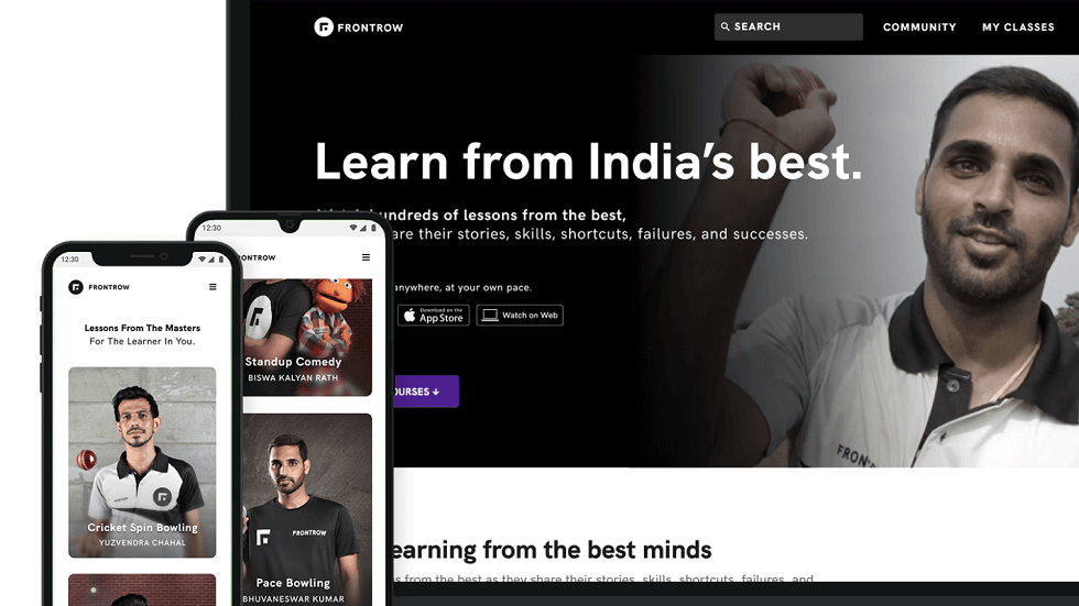 Deepika Padukone Family Office invests in EdTech Startup FrontRow