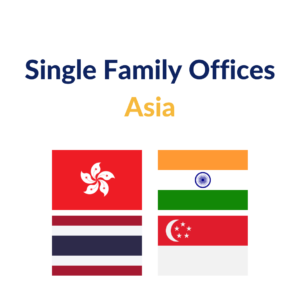 Single Family Offices Asia