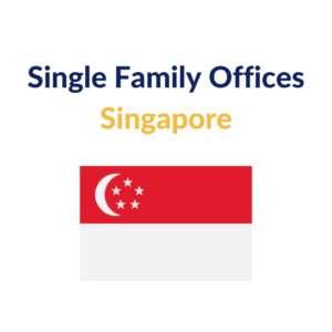 Single Family Offices Singapore
