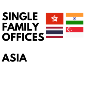 single family offices asia list