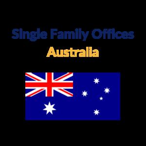Single Family Offices Australia