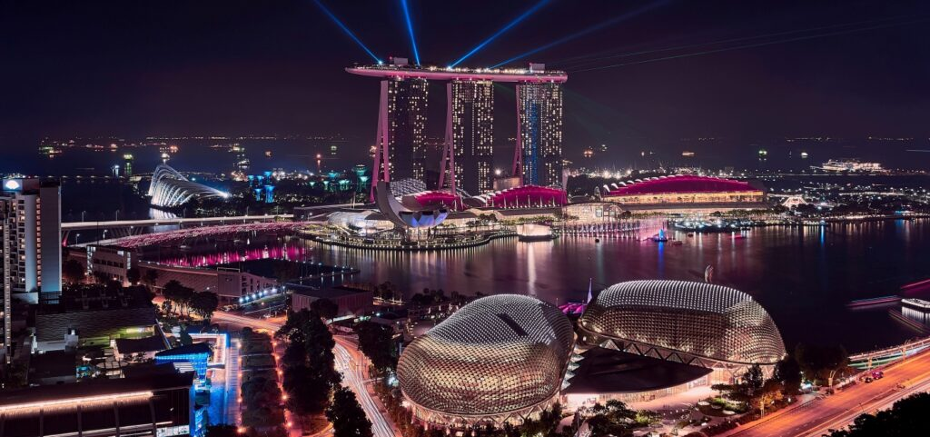 list of largest single family offices asia singapore venture capital