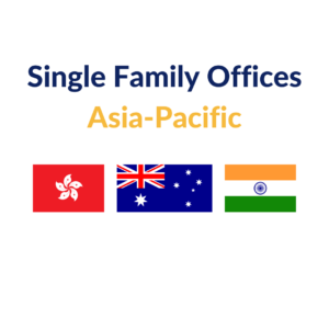 Single Family Offices Asia-Pacific