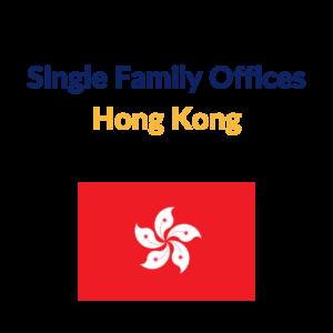 Single Family Offices Hong Kong