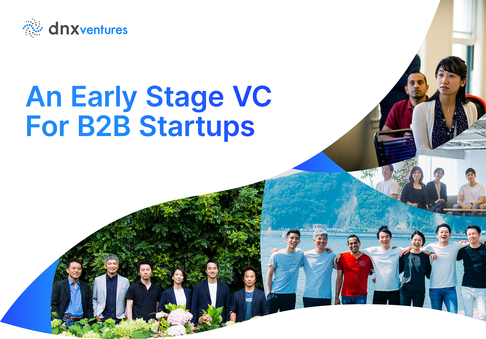 DNX Ventures family office lp: Early-Stage Venture Capital for B2B Startups