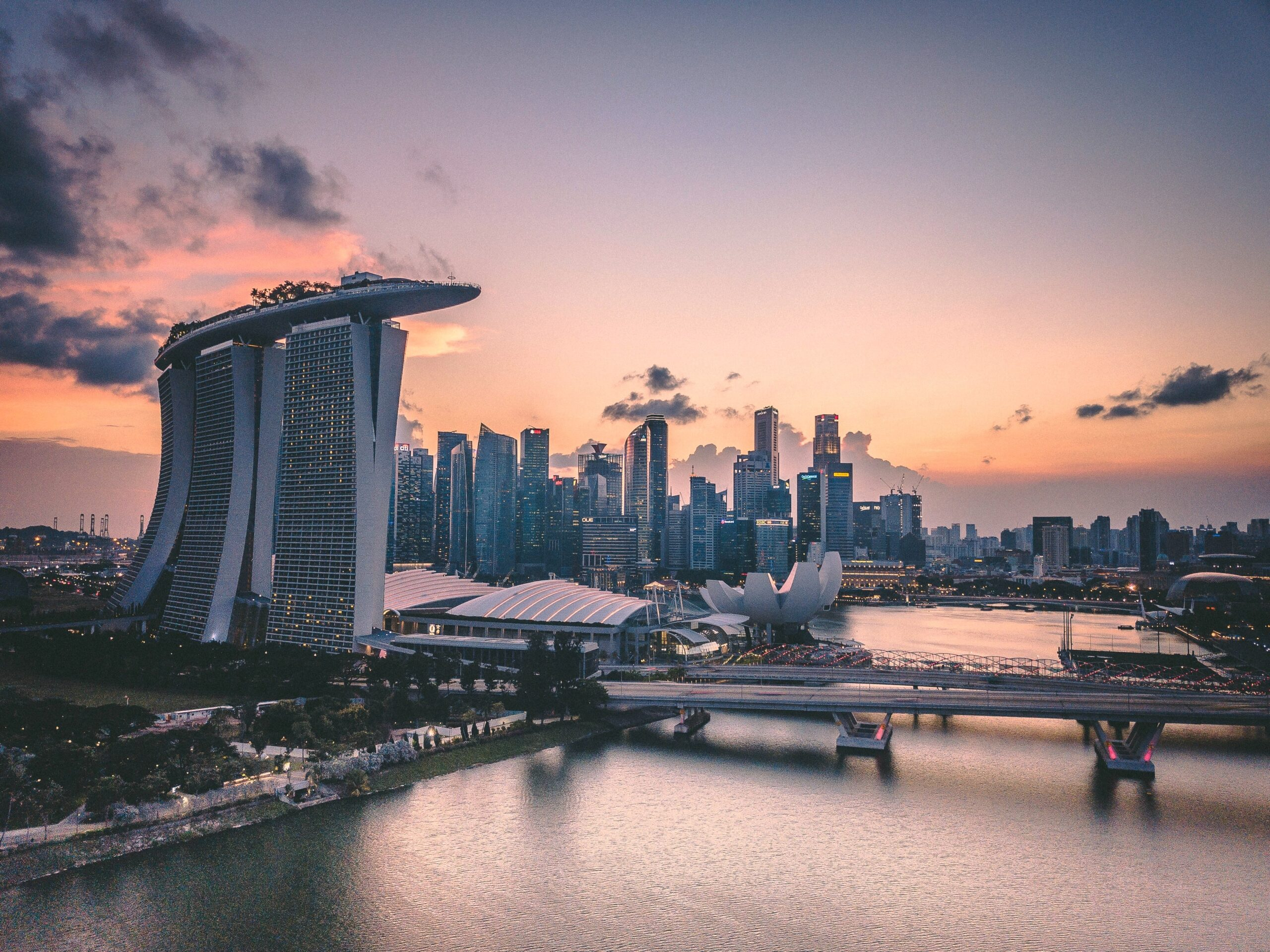 Sergey Brin Single Family Office Expands to Singapore
