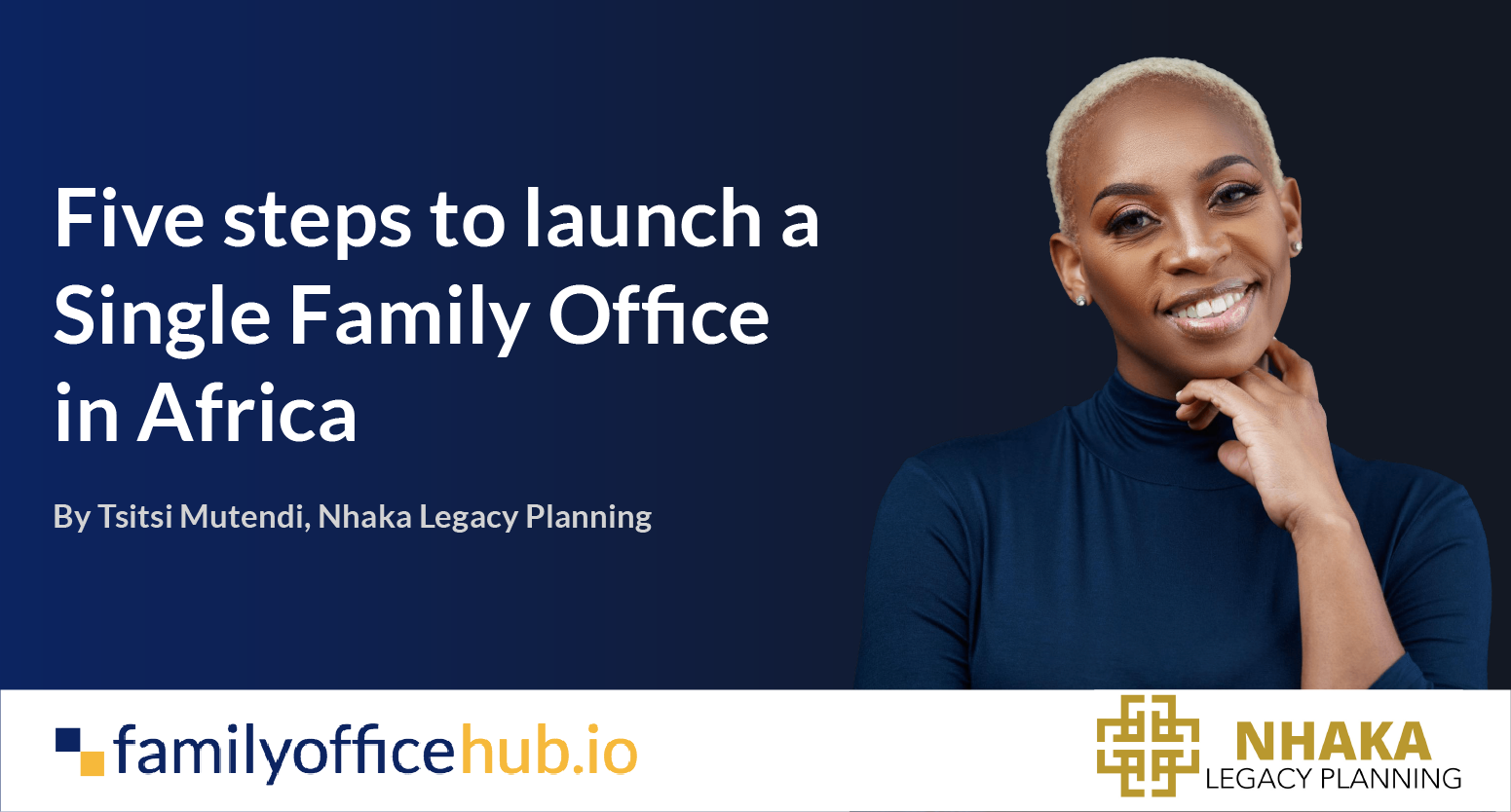 steps to launch a single family office