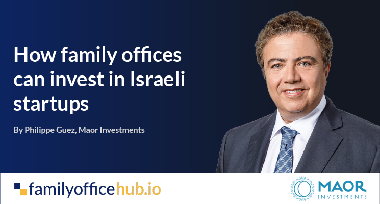 vc investments israel family offices